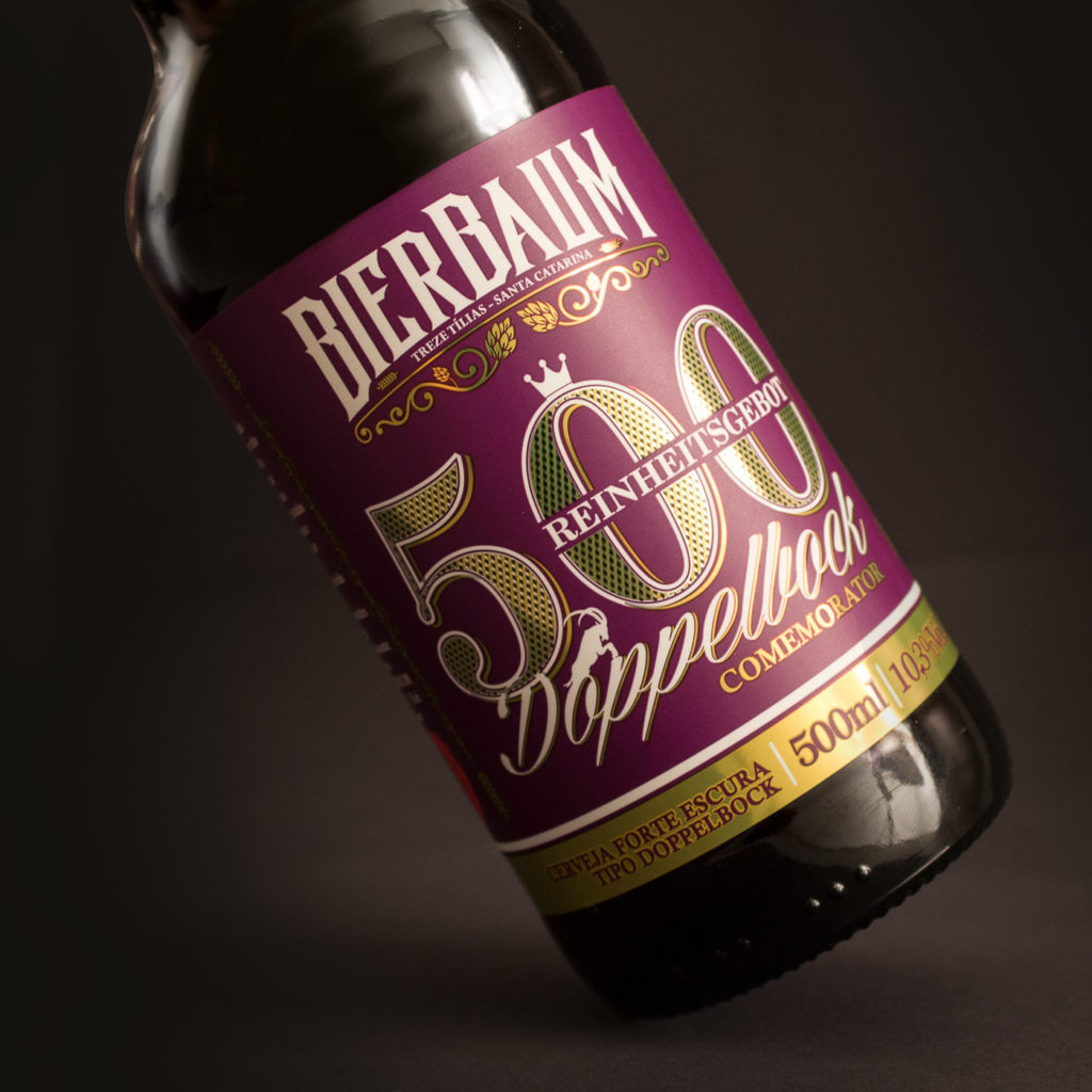 Cervejaria Bierbaum // Doppelbock 500