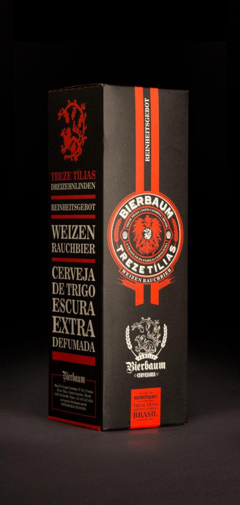Cervejaria Bierbaum // Weizen Rauchbier