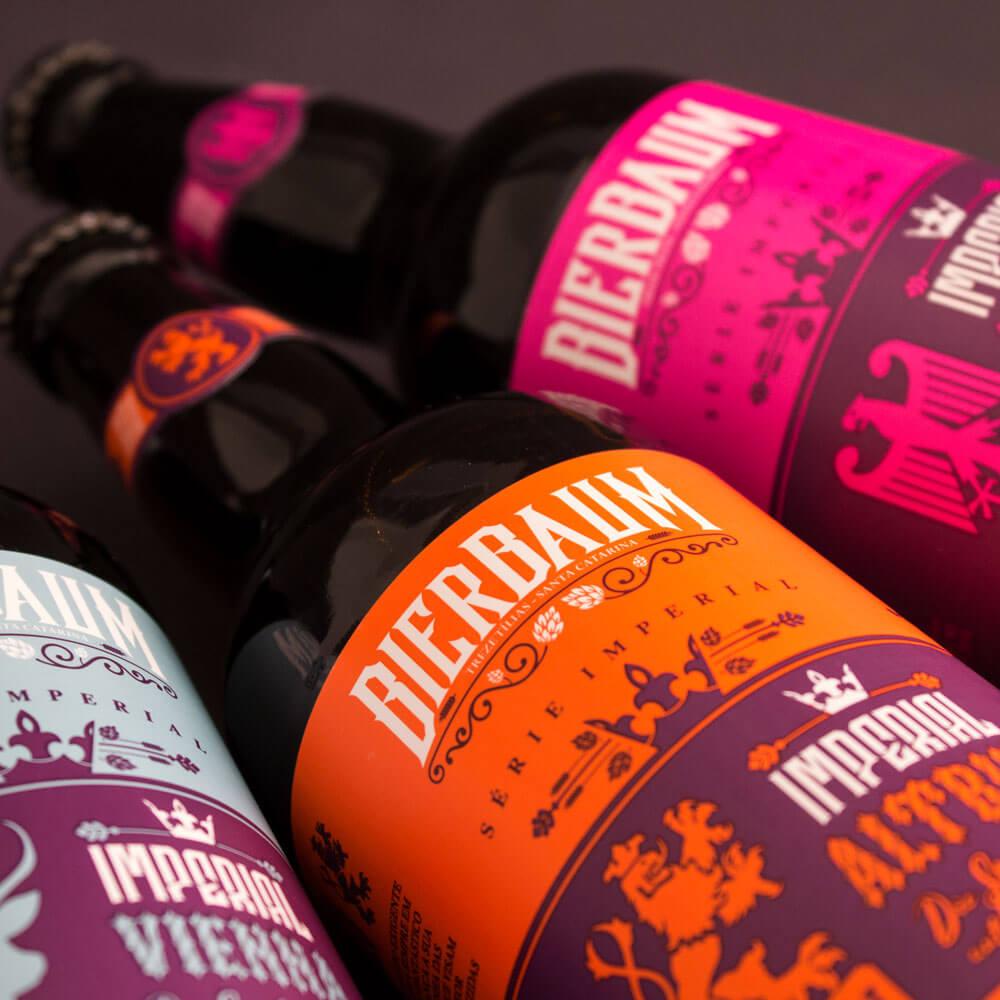Cervejaria Bierbaum // Linha Imperial